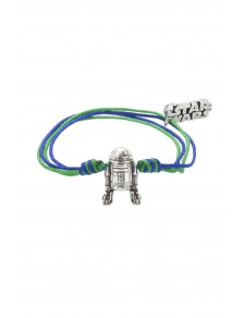 BRACELET R2D2 DOUBLE STAR WARS