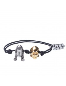 Bracelet C3PO & R2D2 Star Wars