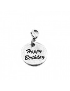 Charm plaque happy birthday