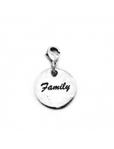 Charm plaque family
