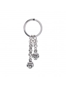 TOGETHER KEYRING