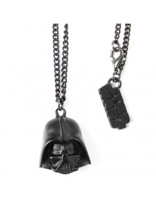Colgante Darth Vader Black Star Wars