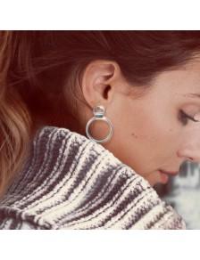 Boucles d'oreilles Balancin LAF