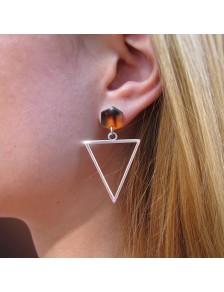 Boucles d'oreilles Pirámide LAF