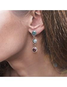 Boucles d'oreilles Estela LAF