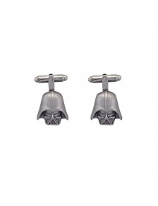 Boutons de manchette Darth Vader Black Star Wars