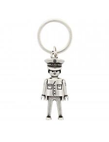 Llavero Policía Playmobil