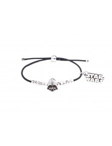 Pulsera Darth Vader ajustable Star Wars